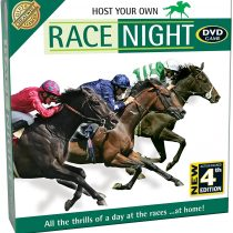 Cheatwell Games – DVD Race Night 4