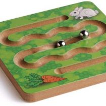 Erzi- Rabbit Portable Balance Game, Multi-Colour, 45161